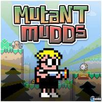 Portada oficial de Mutant Mudds Deluxe PSN para PSVITA