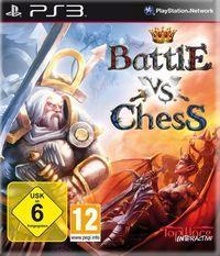 Portada oficial de Battle vs Chess para PS3