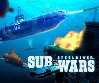 Portada oficial de Steel Diver: Sub Wars eShop para Nintendo 3DS
