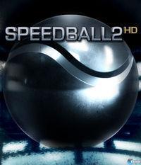 Portada oficial de Speedball 2 HD para PC