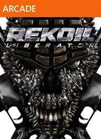 Portada oficial de Rekoil: Liberator XBLA para Xbox 360