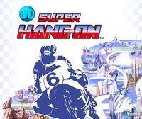 Portada oficial de 3D Super Hang-On eShop para Nintendo 3DS