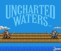 Portada oficial de Uncharted Waters: New Horizons CV para Wii U