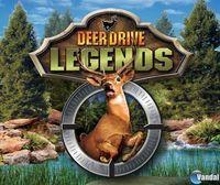 Portada oficial de Deer Drive Legends WiiW para Wii