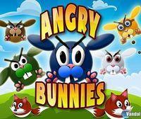 Portada oficial de Angry Bunnies eShop para Nintendo 3DS