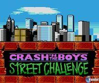 Portada oficial de Crash'n the Boys Street Challenge CV para Nintendo 3DS
