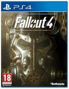 Portada oficial de de Fallout 4 para PS4