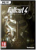 Portada oficial de de Fallout 4 para PC