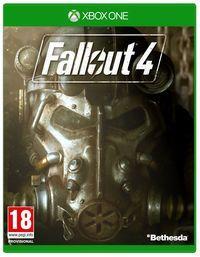 Portada oficial de Fallout 4 para Xbox One