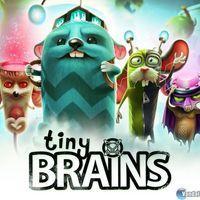 Portada oficial de Tiny Brains para PS4