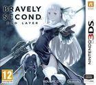 Portada oficial de de Bravely Second: End Layer para Nintendo 3DS