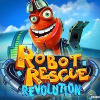 Portada oficial de Robot Rescue Revolution PSN para PS3