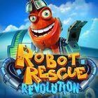 Portada oficial de de Robot Rescue Revolution PSN para PS3