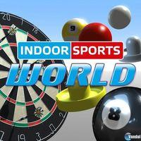 Portada oficial de Indoor Sports World PSN para PSVITA