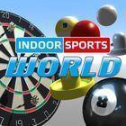 Portada oficial de de Indoor Sports World PSN para PSVITA