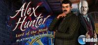 Portada oficial de Alex Hunter - Lord of the Mind para PC