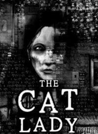 Portada oficial de The Cat Lady para PC