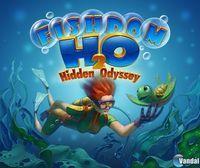Portada oficial de Fishdom H2O: Hidden Odyssey eShop para Nintendo 3DS