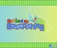 Portada oficial de Hooked on Bass Fishing DSiW para NDS