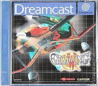 Portada oficial de Giga Wing para Dreamcast