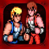 Portada oficial de Double Dragon Trilogy para PC