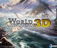 Portada oficial de World Conqueror 3D eShop para Nintendo 3DS