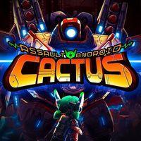 Portada oficial de Assault Android Cactus para PS4