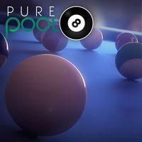 Portada oficial de Pure Pool para PS4