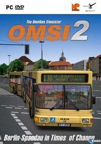 Portada oficial de OMSI 2: Steam Edition para PC