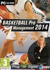 Portada oficial de Basketball Pro Management 2014 para PC