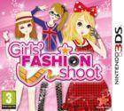 Portada oficial de de Girls' Fashion Shoot eShop para Nintendo 3DS