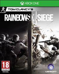 Portada oficial de Tom Clancy's Rainbow Six Siege para Xbox One