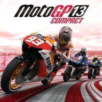 Portada oficial de MotoGP 13 Compact PSN para PSVITA