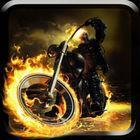 Portada oficial de de Evil Rider para Android