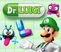 Portada oficial de Dr. Luigi eShop para Wii U