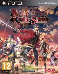 Portada oficial de The Legend of Heroes: Trails of Cold Steel II para PS3