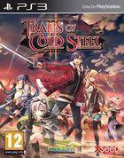 Portada oficial de de The Legend of Heroes: Trails of Cold Steel II para PS3