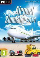 Portada oficial de de Airport Simulator 2014 para PC