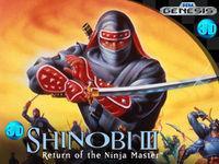 Portada oficial de 3D Shinobi III: Return of the Ninja Master eShop para Nintendo 3DS