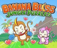 Portada oficial de Banana Bliss: Jungle Puzzles eShop para Nintendo 3DS