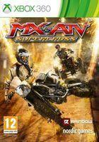 Portada oficial de de MX vs. ATV Supercross para Xbox 360