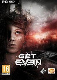 Portada oficial de Get Even para PC