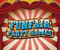 Portada oficial de Funfair Party Games eShop para Nintendo 3DS