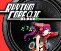 Portada oficial de Rhythm Core Alpha 2 eShop para Nintendo 3DS