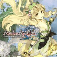 Portada oficial de Atelier Ayesha Plus: The Alchemist of Dusk PSN para PSVITA