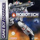 Portada oficial de de Robotech: The Macross Saga para Game Boy Advance