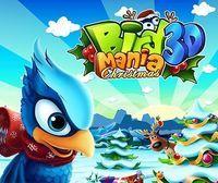 Portada oficial de Bird Mania Christmas 3D eShop para Nintendo 3DS