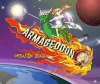 Portada oficial de Armageddon Operation Dragon DSiW para NDS