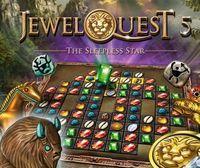 Portada oficial de Jewel Quest 5 - The Sleepless Star DSiW para NDS