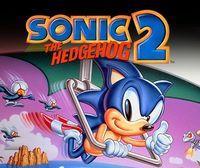 Portada oficial de Sonic the Hedgehog 2 CV para Nintendo 3DS